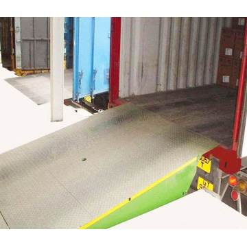 4t Logistics Post Express Hydraulic Drive Ramp Leveler