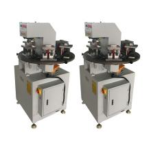 Pneumatic Aluminum Profile 6 Position Hardware Lock Hole Punching Machine