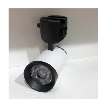 White And Black Dimmable 30W LED Track Light