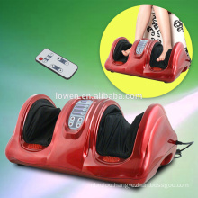 Shiatsu Kneading and Rolling Foot Leg Massager Calf Ankle Sole Health w/Remote