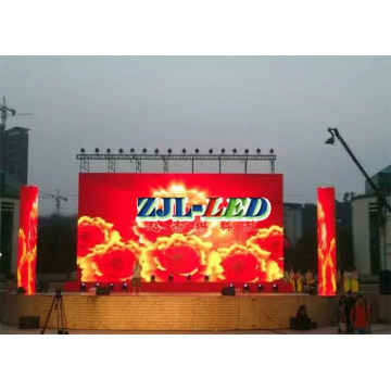 Stage Outdoor Rental LED-skärm SMD2727