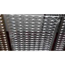 Plaque métallique perforée antidérapante 15cm
