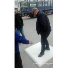 1000000 liter fiberglass smc water treatment tank made in China