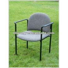 Metall gepolsterter Stuhl B-003