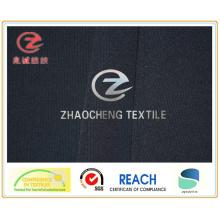 Поли кантион скрытые линии два пути растянуть ткань одежды (ZCGF093)