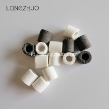 Aquarium Filter Media Hexagonal Bio Glass Ceramic Rings