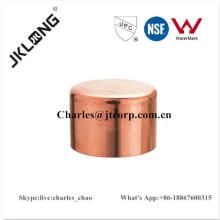 Tapa de cobre encaje de tubería / conexión AC