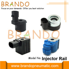 Injector Rail Solenoid Coil 2 3 4 Ohm
