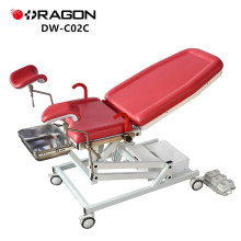 DW-C02C High Quality Motor Controlled Gynecology Examination Bed price