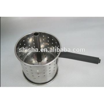 Hookah charcoal basket BBQ charcoal basket charcoal holder stainless steel basket