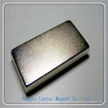 Big Size Neodymium/NdFeB Block Magnet for Wind Generator