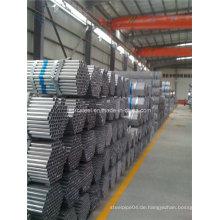 Verzinktes rundes Stahlrohr aller Größen