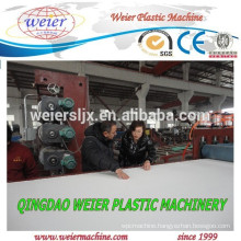recycled material of PVC foamed board manufacturing machine