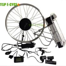 Controles de aceleración de mano TOP e-cycle controlan kit de e-bike 1000W