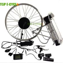 TOP e-cycle hand throttle controls 1000W e-bike kit