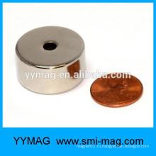 Оптовые супер сильные магниты неодимия степени n52 кольца магнита