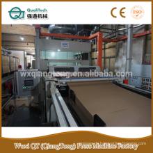 6 Fuß Druck dekorative Melamin Papier machen Maschine / Papier Leim Prozess Maschine / imprägnierte Papier machen Linie