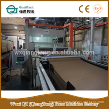 6 feet printing decorative melamine paper making machine/paper glue process machine/impregnated paper making line