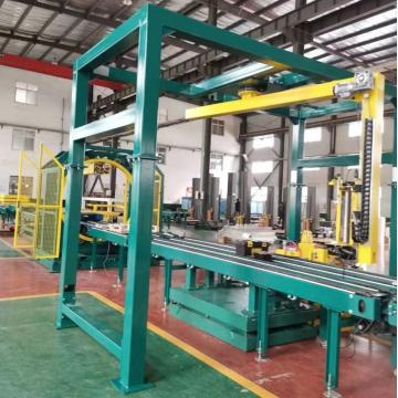 Automatic Panel Packaging System Solution
