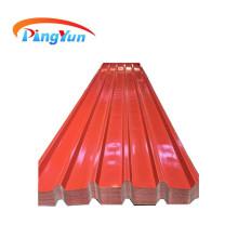 ASP roof fireproof ASA steel PVC roof sheet