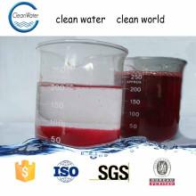 agente decolorante de agua utilizado en aparatos de tratamiento de aguas residuales