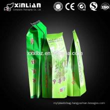 Plastic Vacuum Tea Bags With Colorful Design