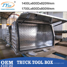 hot sale aluminium truck tool chest