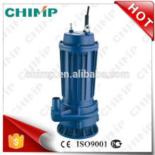 2.2kw/3.0hp Copper Wire Cast Iron Sewage Submersible water Pump