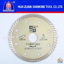 Circular Saw Blade for Cutting Stone Concave Cutting Blade (HZ228)