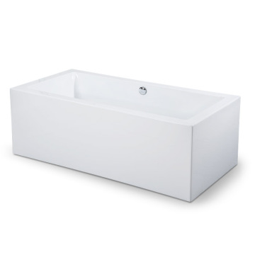 Square Soaking Free Standing Bath