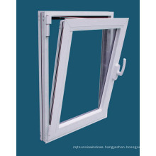 Double Glazed Aluminum Profile Casement Tilt and Turn Window