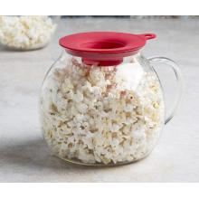 BOROSILICATE GLASS POPCORN MAKER