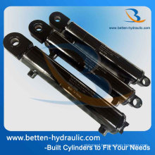Double Acting Tractor Hydraulic Loader Cylinders