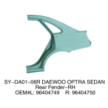 Dear Fender For Daewoo Optra Sedan