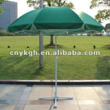 Guarda-chuvas de praia quentes da alta qualidade da venda com reforços da fibra de vidro