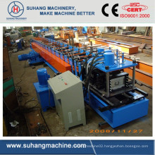 High Speed Ce Certificated C Section Purlin Roll Forming Machine