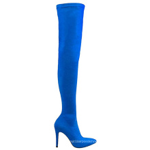 Thigh High Heels Ladies Boots Breathable Stilettos Sexys Thigh Boots Women Heels Stiletto Red Boots for Women and Ladies