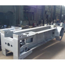 soudage et fabrication d'équipements lourds
