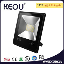 LED SMD Floodlight 50W Square with RoHS Saso
