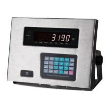 Visor indicador digital de pesagem para balança de caminhão