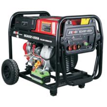 SC200A-1 Benzin 50-200A 6.2kw Schweißen Generator