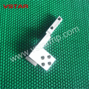 Fresado CNC de precisión de piezas de aluminio mecanizado con servicio de OEM Vst-0998