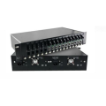 Convertisseur fibre optique Ethernet Cat5 POE