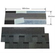 Guarnição de fibra de vidro de camada dupla