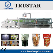 Fresh liquid bagging machine and filling machine
