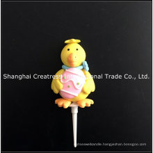 Golden Supplier Home Decoration Polymer Clay Easter Chick for Sale