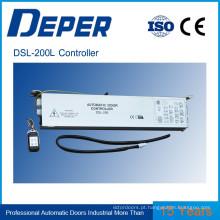 Controlador de porta automática Deper de DSL-200L