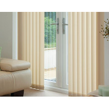 Window Covering 3.5 Inches Width 100% Polyester Fabric Vertical Blind