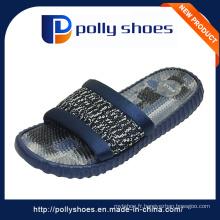 Chaussure en caoutchouc gris pour hommes