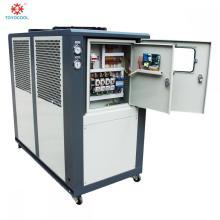 ciclo de água industrial do refrigerador de ar refrigerado a água de refrigeração
